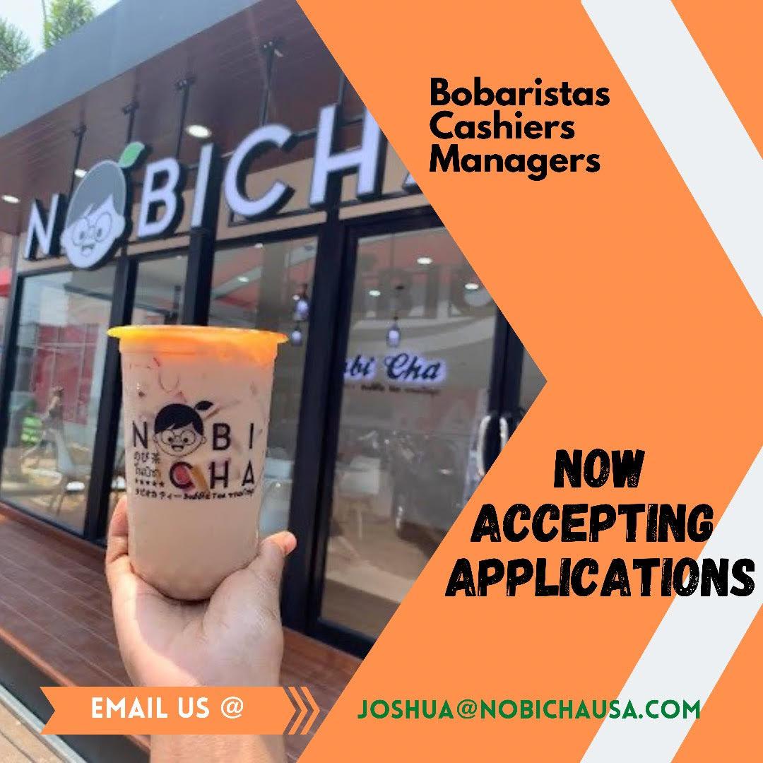 hiring at nobicha